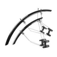 Schutzblech-Set für Vorder- und Hinterrad