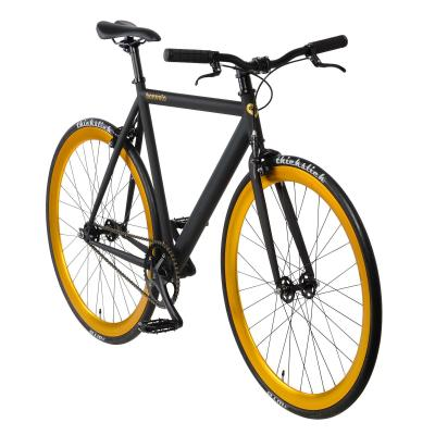 bonvelo Singlespeed Blizz Heart of Gold - schwarz-gold