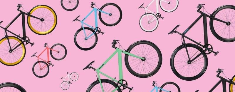 bonvelo Singlespeed / Fixie Bikes aus Hamburg