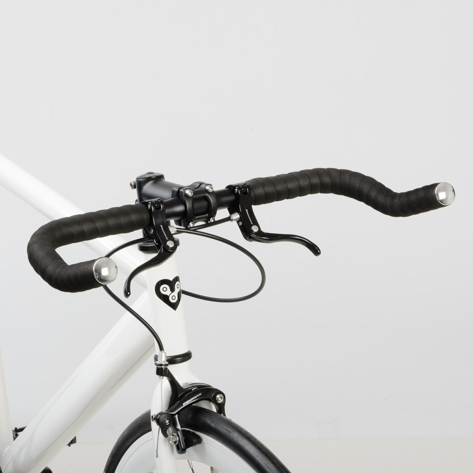 bullhorn fahrradlenker f r dein singlespeed oder fixie. Black Bedroom Furniture Sets. Home Design Ideas