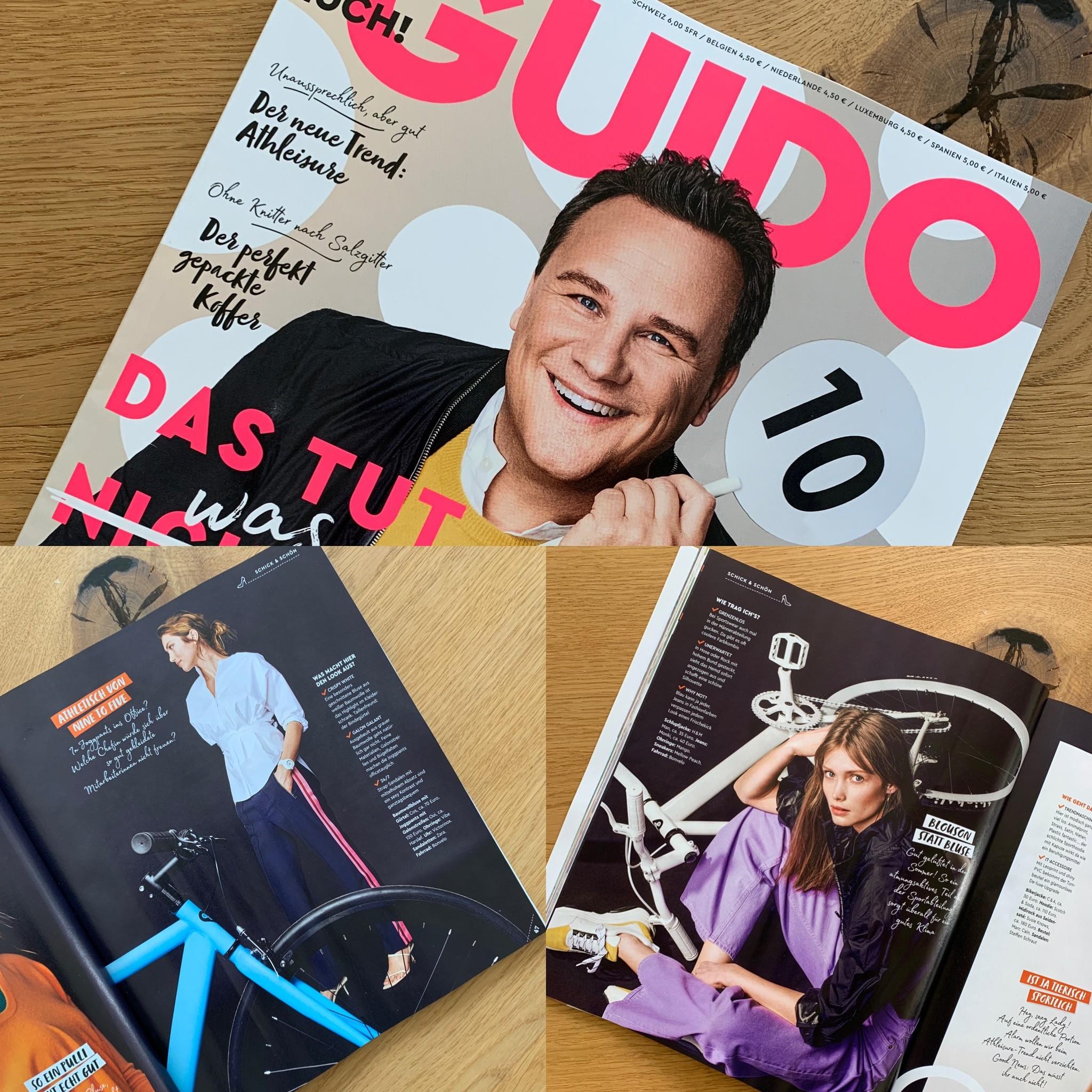 bonvelo im Guido-Magazin